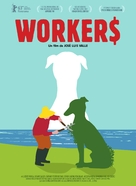 Workers - French Movie Cover (xs thumbnail)