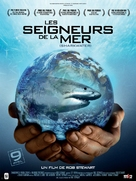 Sharkwater - French Movie Poster (xs thumbnail)