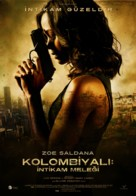 Colombiana - Turkish Movie Poster (xs thumbnail)