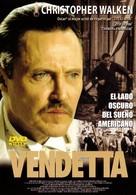 Vendetta - Spanish Movie Cover (xs thumbnail)