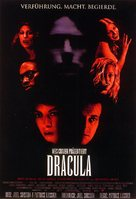 Dracula 2000 - German Movie Poster (xs thumbnail)