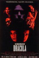 Dracula 2000 - German Movie Poster (xs thumbnail)