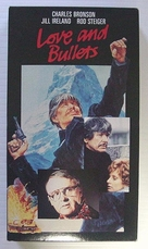 Love and Bullets - VHS movie cover (xs thumbnail)