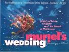 Muriel's Wedding - British Movie Poster (xs thumbnail)