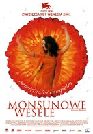 Monsoon Wedding - Polish Movie Poster (xs thumbnail)