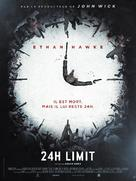 24 Hours to Live - French Movie Poster (xs thumbnail)