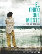 El chico que miente - Venezuelan Movie Poster (xs thumbnail)