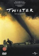 Twister - Danish Movie Cover (xs thumbnail)