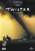 Twister - Danish Movie Cover (xs thumbnail)