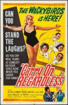Carry on Regardless - Movie Poster (xs thumbnail)