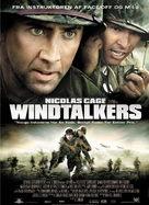 Windtalkers - Danish Movie Poster (xs thumbnail)