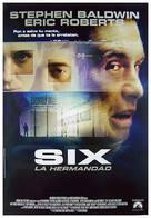 Six: The Mark Unleashed - Spanish Movie Poster (xs thumbnail)