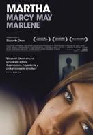 Martha Marcy May Marlene - Spanish Movie Poster (xs thumbnail)