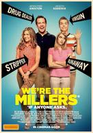We're the Millers - Australian Movie Poster (xs thumbnail)