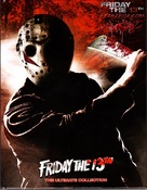 Friday the 13th - Blu-Ray cover (xs thumbnail)