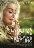 La dernière folie de Claire Darling - Spanish Movie Poster (xs thumbnail)