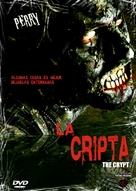 The Crypt - Argentinian Movie Cover (xs thumbnail)