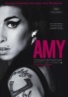 Amy - German Movie Poster (xs thumbnail)