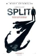 Split - Lebanese Movie Poster (xs thumbnail)