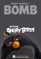 The Angry Birds Movie - Vietnamese Movie Poster (xs thumbnail)