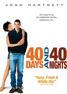40 Days and 40 Nights - DVD movie cover (xs thumbnail)