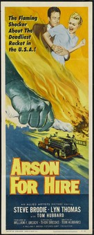 Arson for Hire - Movie Poster (xs thumbnail)