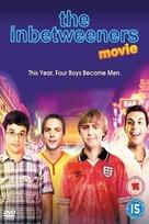 The Inbetweeners Movie - British DVD movie cover (xs thumbnail)
