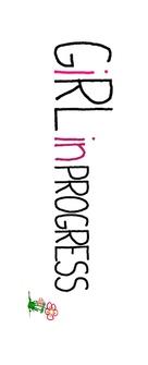 Girl in Progress - Logo (xs thumbnail)