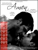 Amen - British Movie Poster (xs thumbnail)