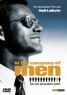 In the Company of Men - German DVD cover (xs thumbnail)