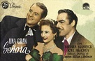 The Great Man's Lady - Spanish poster (xs thumbnail)