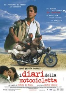 Diarios de motocicleta - Italian Movie Poster (xs thumbnail)
