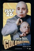 Austin Powers in Goldmember - British Movie Poster (xs thumbnail)