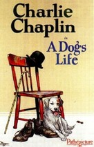 A Dog's Life - VHS cover (xs thumbnail)