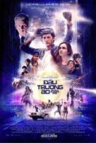 Ready Player One - Vietnamese Movie Poster (xs thumbnail)