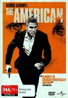 The American - Australian DVD cover (xs thumbnail)
