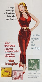 The Burglar - Movie Poster (xs thumbnail)