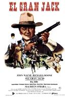 Big Jake - Spanish Movie Poster (xs thumbnail)