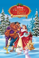 Beauty and the Beast: The Enchanted Christmas - DVD movie cover (xs thumbnail)