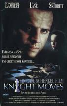 Knight Moves - German Movie Poster (xs thumbnail)