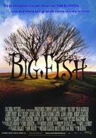 Big Fish - Spanish Movie Poster (xs thumbnail)