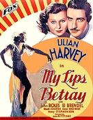My Lips Betray - Movie Poster (xs thumbnail)