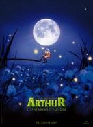 Arthur et la vengeance de Maltazard - French Movie Poster (xs thumbnail)