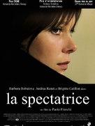 Spettatrice, La - French Movie Poster (xs thumbnail)