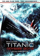 Titanic II - French DVD cover (xs thumbnail)