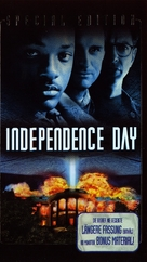 Independence Day - German VHS cover (xs thumbnail)