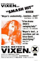 Vixen! - Movie Poster (xs thumbnail)