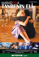 Maradona, la mano di Dio - Turkish Movie Poster (xs thumbnail)