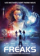Freaks - French DVD movie cover (xs thumbnail)