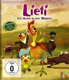 Daisy: A Hen Into the Wild - German Blu-Ray cover (xs thumbnail)